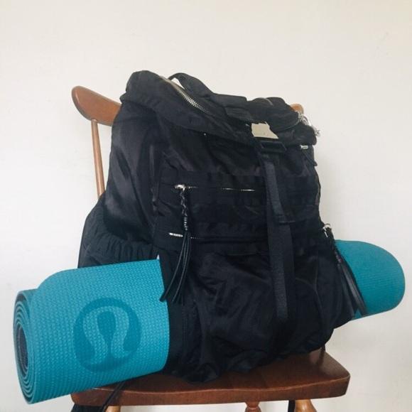 Rare Lululemon backpack